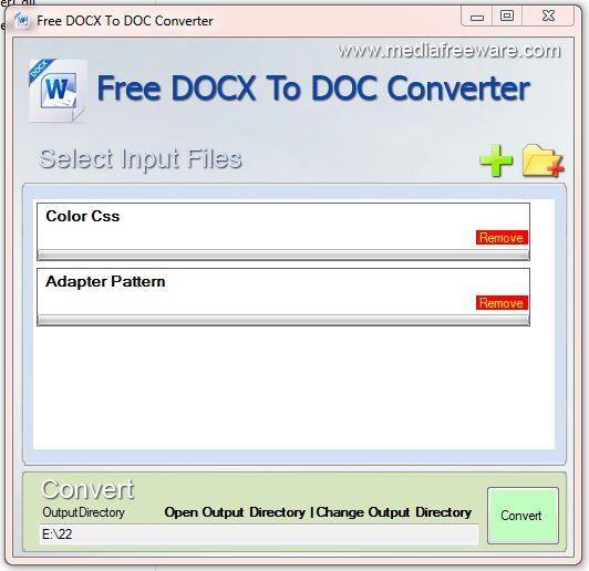 Convert Docx To Doc - фото 5