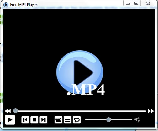 free mp4 movie player software