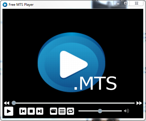 Free Mts Player