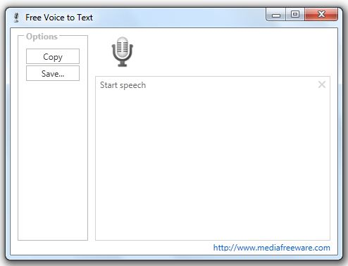 What does a text-to-speech converter do?