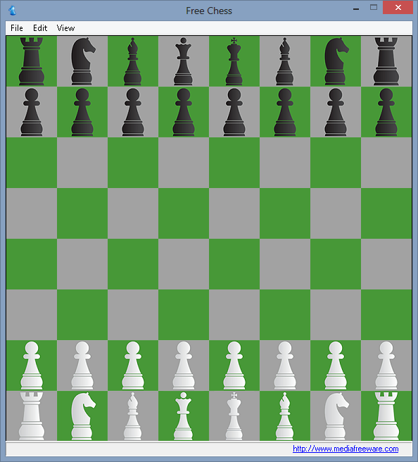 Free Chess Screen shot