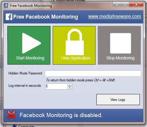 Free Facebook Monitoring