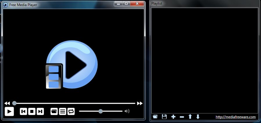 Click to view Free Media Player screenshots