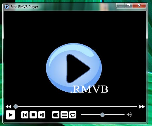 Click to view Free RMVB Player screenshots