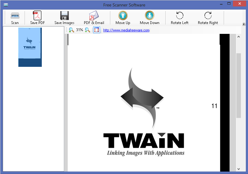 Free Scanner Software