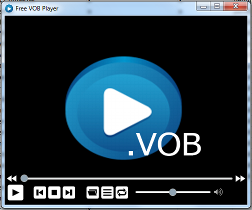 Click to view Free VOB Player screenshots